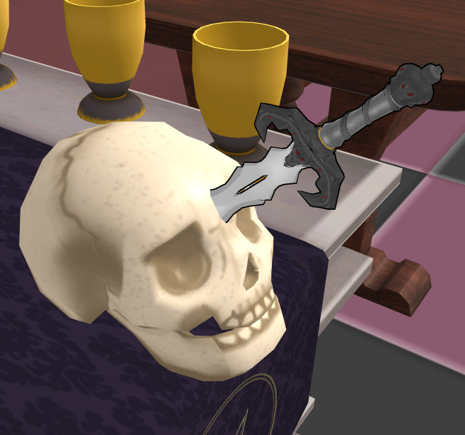 Ритуальный нож