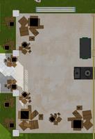 Зона мусоросжигателя на карте