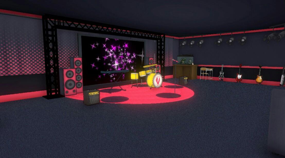 Клуб лёгкой музыки