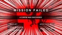 Миссия провалена