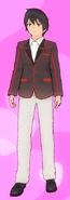 Male Uniform 6 April