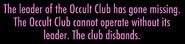 OccultLeaderMissing