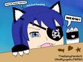 Aoi Ryugoku Cat