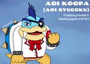 Aoi Koopa (Aoi Ryugoku)