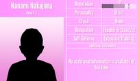 Рандомно сгенерированный профиль учителя