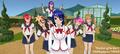 Aoi Ryugoku and the Gardening Club