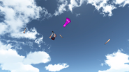 Flying Mai Waifu limbs