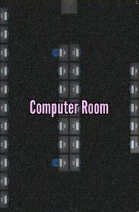 Компьютерный класс на карте