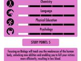 Puntos de Estudio