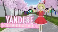 NEW SCHOOL EASTER EGG! Flandre Scarlet Yandere Simulator