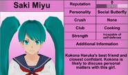 Saki Miyu Profile
