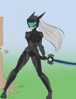 Иллюстрация Cyborg Mode