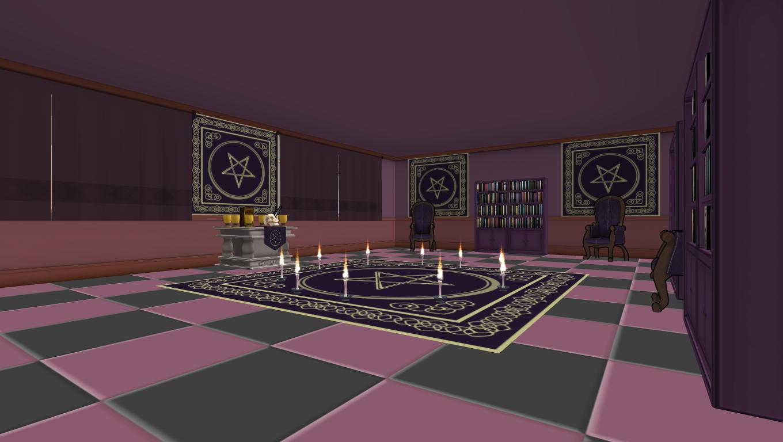 Club de Ocultismo