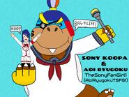 SonyKoopaAndAoiRyugokuAoiRyugokuTSFG1