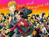 Yankee-kun to Megane-chan (Series)