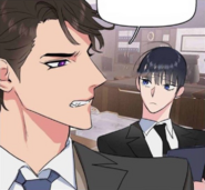 Keith and Yeon - Kiss Me, Liar