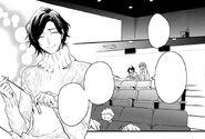 Mito and Shouhei at the cinema - Secret XXX-ch3