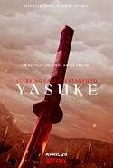 Yasuke Key Visual Teaser