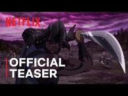 Yasuke - Official Teaser - Netflix