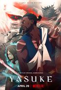 Yasuke Anime Key Visual 1
