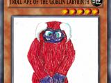 Troll Ape of the Goblin Labyrinth
