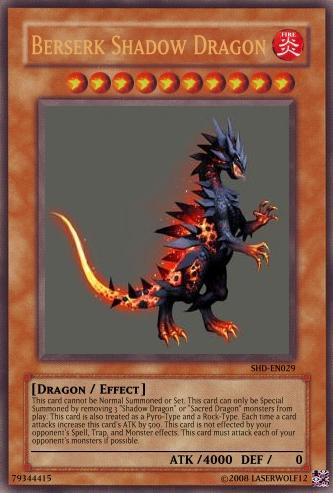 Berserk Shadow Dragon