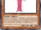 Evil HERO Infernal Blastfire