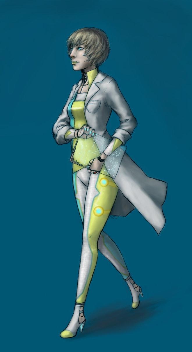Dr. Delilah Atlas