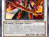 Red Archfiend Warrior