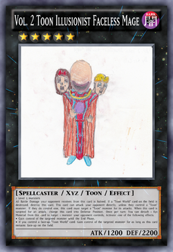 Vol. 2 Toon Illusionist Faceless Mage.png