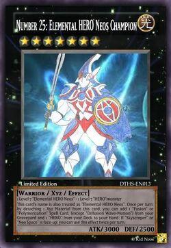Number 25 Elemental HERO Neos Champion.jpg
