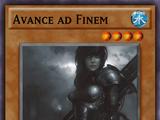 Avance ad Finem