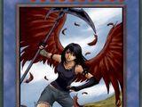Cyber Angel Dark Phoenix Blade