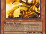 Legendary Dragon - Gold Dragon