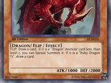 Ruby Dragon Nr.2