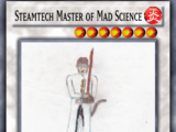 Steamtech Master of Mad Science