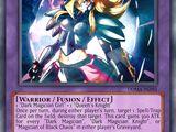 Dark Magician Girl Knight