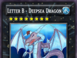 Letter B - Deepsea Dragon