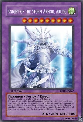 Knight of the Storm Armor, Arudo.jpg