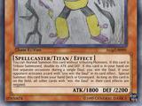 Giga Fizzy Stone Bat of the Dark Arts