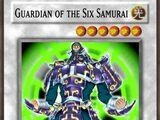Guardian of the Six Samurai
