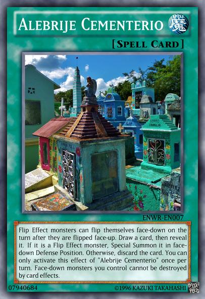 Alebrije Cementerio