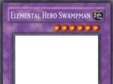 Elemental HERO Swampman