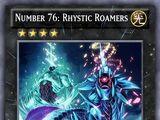 Number 76: Rhystic Roamers