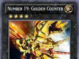 Number 19: Golden Counter