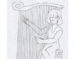 The Harpist of the Dark Orchestra