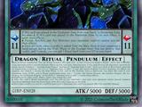 Z-ARC, the Fusion Dragon, the Synchro Dragon, the Xyz Dragon, the Pendulum Dragon