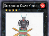 Steamtech Clank Gyroid
