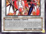 Phoenix Warrior (Synchro)