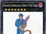 Steamtech Chronological Baron of Mad Science